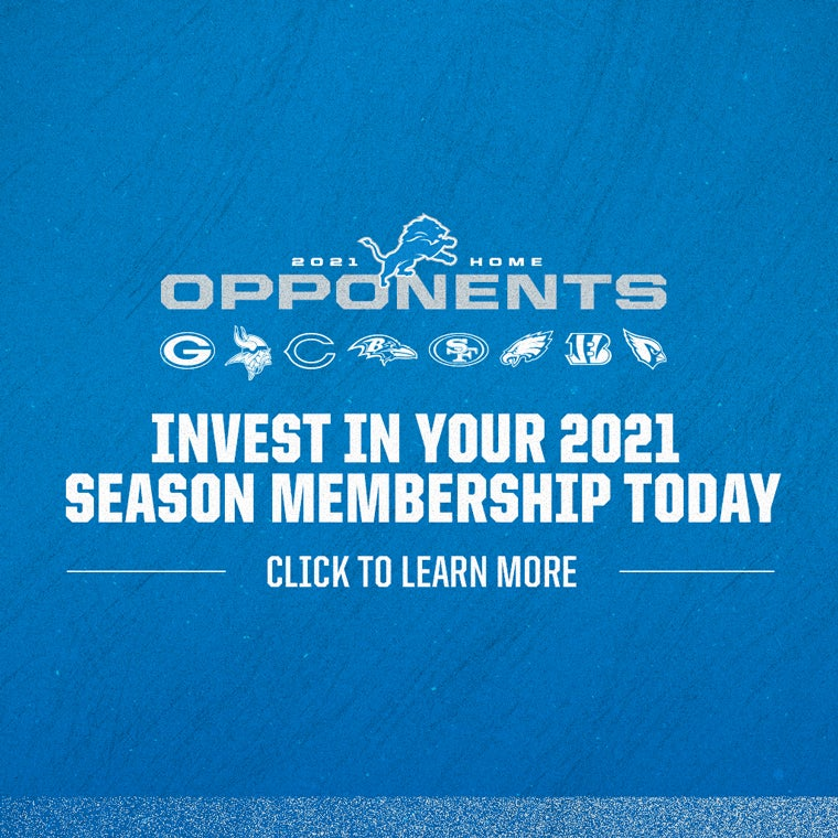 More Info for 2021 SEASON TICKET MEMBERSHIPS