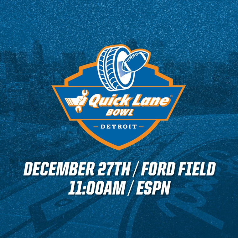 More Info for 2021 Quick Lane Bowl
