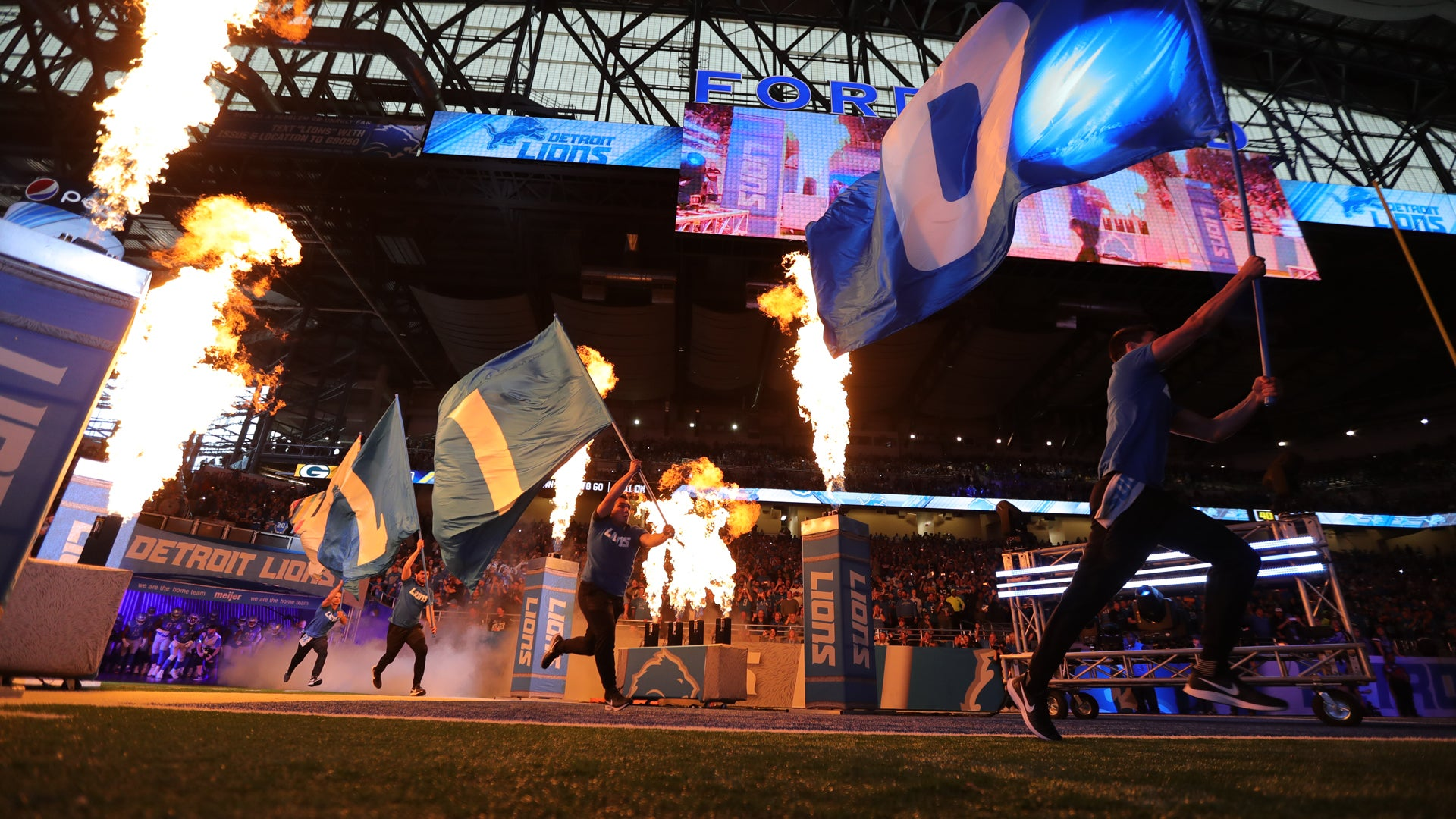 The Official Site Of The Detroit Lions