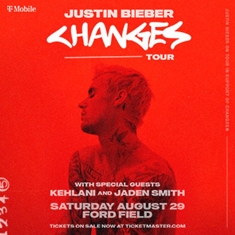 More Info for Justin Bieber: Changes Tour