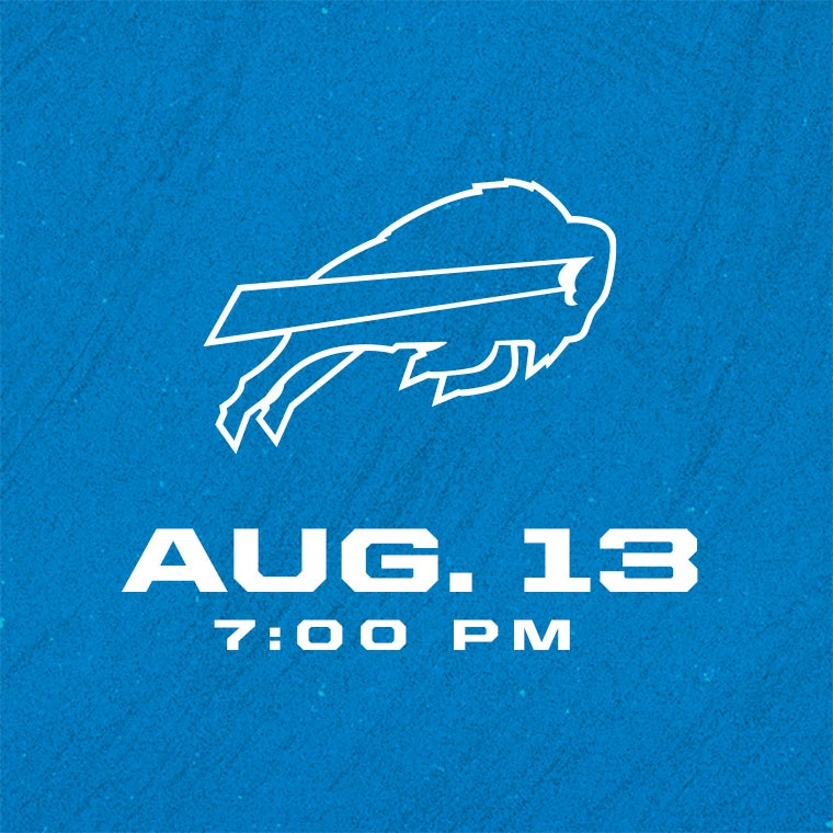 More Info for Detroit Lions vs Buffalo Bills
