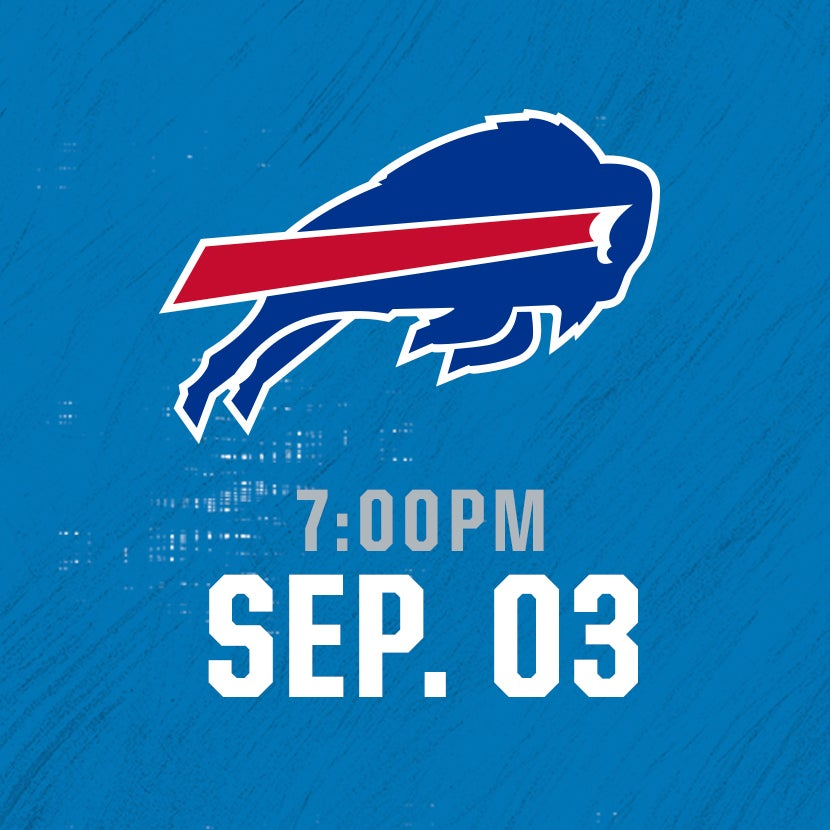 More Info for Buffalo Bills @ Detroit Lions