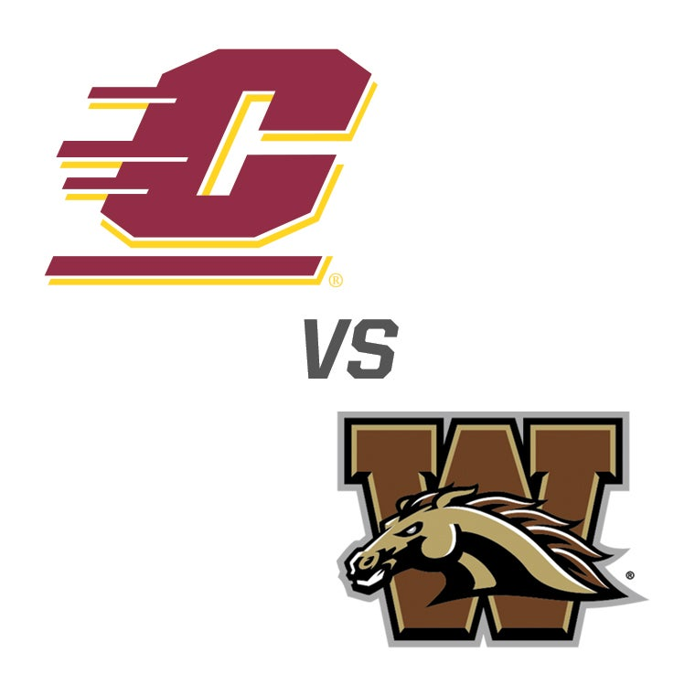 More Info for Central Michigan University vs Western Michigan University