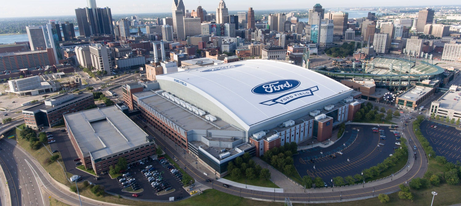 About Ford Field Ford Field
