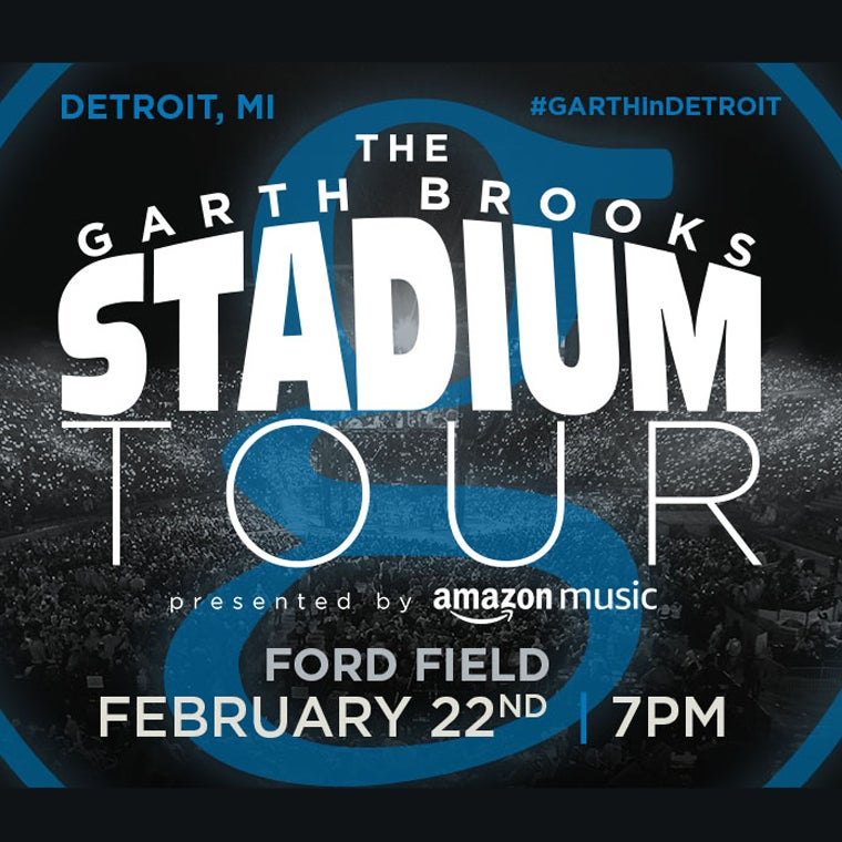 More Info for THE GARTH BROOKS STADIUM TOUR