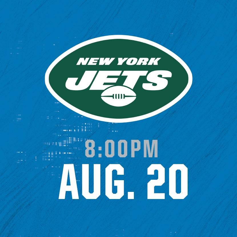 More Info for New York Jets @ Detroit Lions