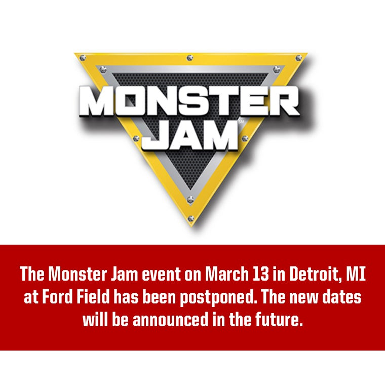 More Info for Monster Jam - POSTPONED