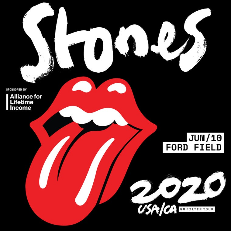 More Info for THE ROLLING STONES: NO FILTER TOUR - POSTPONED