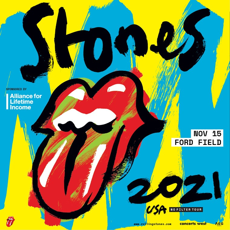 More Info for THE ROLLING STONES: NO FILTER TOUR